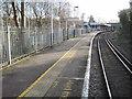 TQ1565 : Hinchley Wood railway station, Surrey by Nigel Thompson