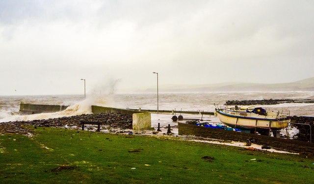 High Tide at Port William