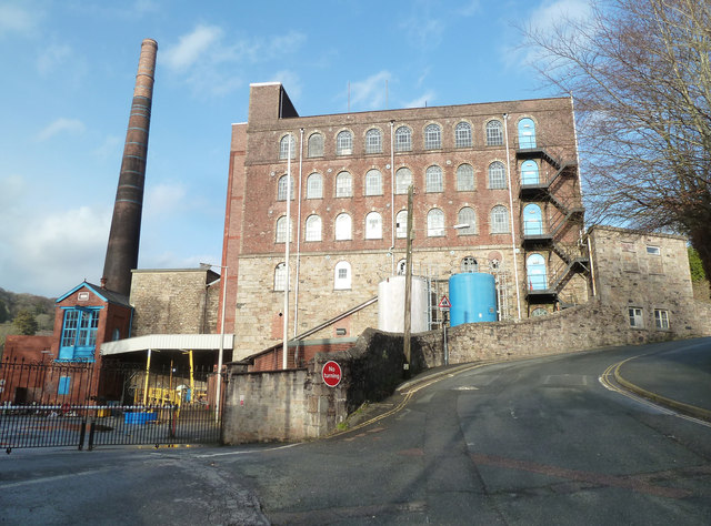 Stowford Paper Mill