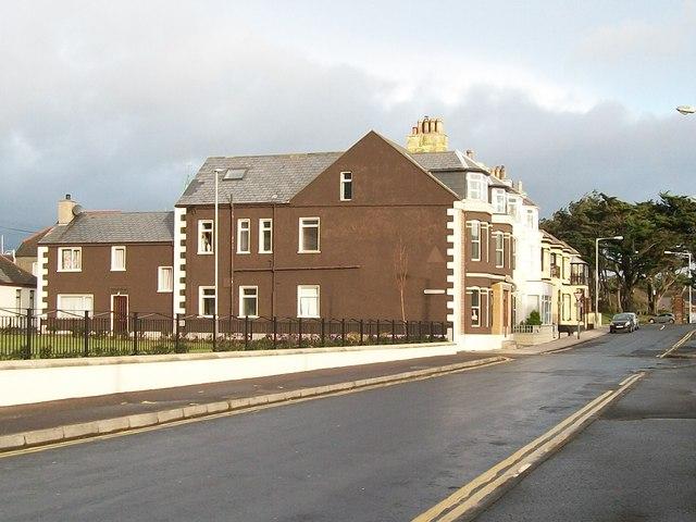 The Hutt Hostel, Newcastle, Co Down