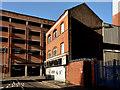 J3474 : Nos 14-18 Montgomery Street, Belfast (February 2014) by Albert Bridge