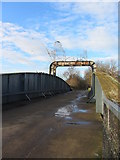 SE5946 : Fisherman Bridge by Carol Walker