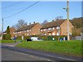 SU8890 : Houses on Heath End Road by Robin Webster