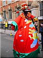 SJ8498 : Chinese New Year Celebrations, Princess Street by David Dixon