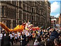 SJ8398 : Chinese New Year Parade on Princess Street by David Dixon
