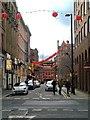 SJ8498 : Faulkner Street by David Dixon
