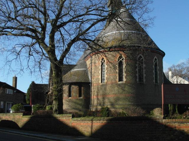 Holy Trinity Church, Lyonsdown, New Barnet