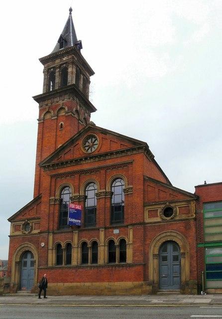 Castlefield Congregational Church