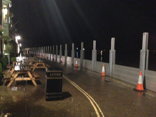 Bewdley Flood Defences