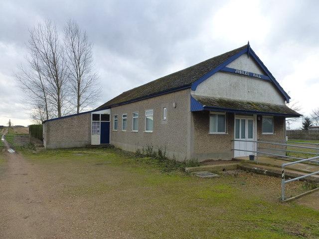 Jubilee Hall, Hop Pole