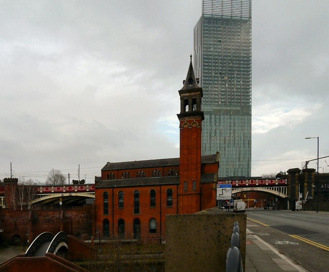 Old and new landmarks