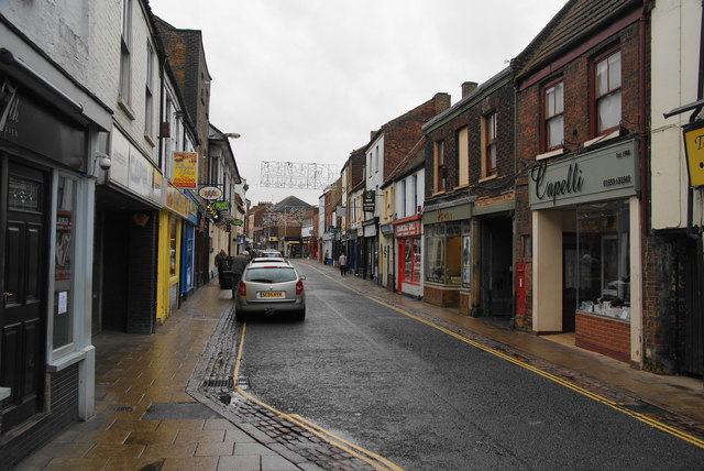 Norfolk Street, King's Lynn