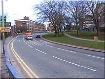 SO9098 : Ring Road St Andrews View by Gordon Griffiths