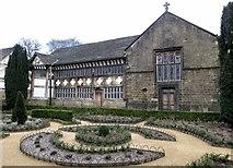 SD6911 : Smithills Hall, Bolton by Philip Platt