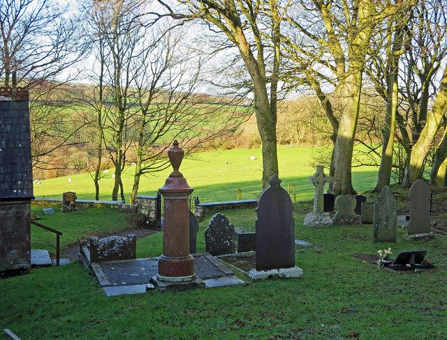 Monington Churchyard