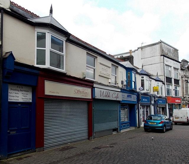 Market Street, Aberdare