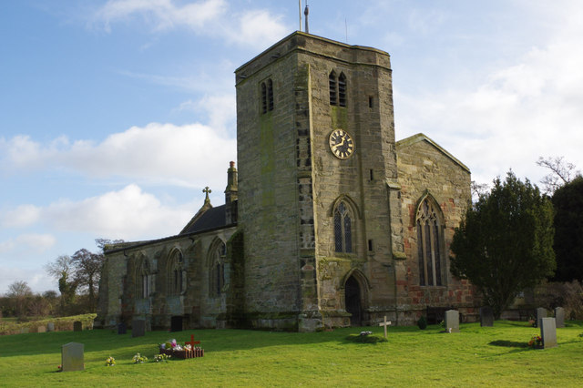 Withybrook Warwickshire Family History Guide