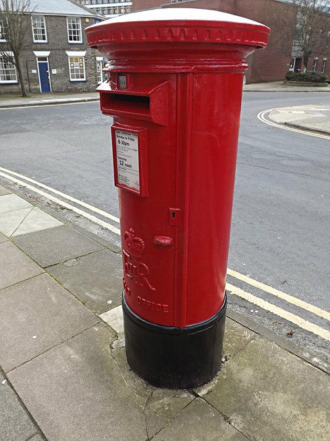 Black Horse Lane PH Postbox