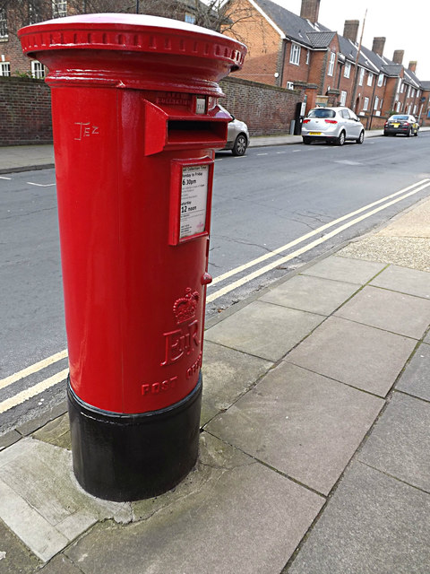 Black Horse Lane PH Postbox