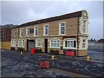 NZ4920 : The Lord Byron pub, Middlesbrough  by JThomas