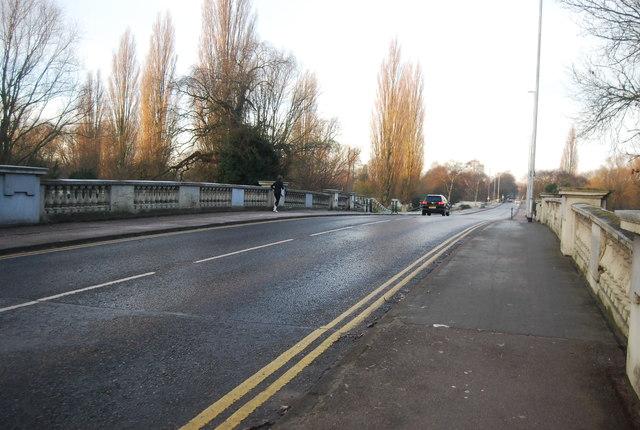 Fen Causeway Bridge, A1134