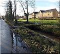 ST3084 : Reen footbridge, Duffryn, Newport by Jaggery