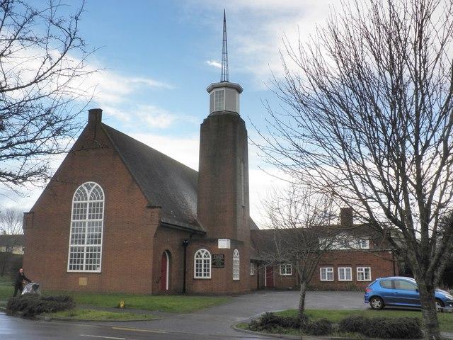 St Theresa's Catholic Church, Priorswood