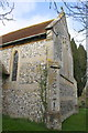 SU5586 : East end of All Saints Church by Roger Templeman