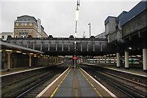 TQ2878 : Platforms 3 & 4 at Victoria Station by Bill Boaden