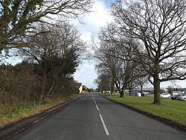 London Road, Capelgrove