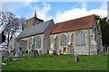 TQ6652 : St Michael's church, East Peckham by Julian P Guffogg