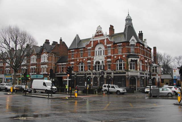 The Half Moon, Herne Hill