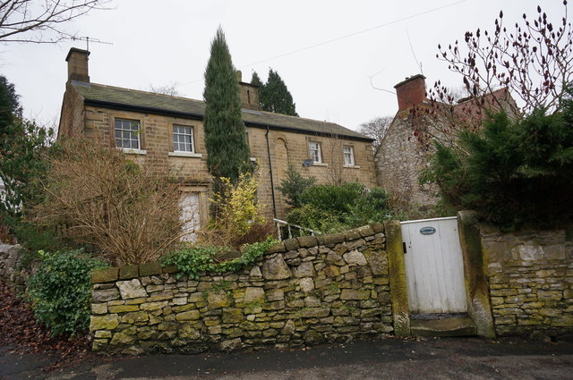 Butts Cottage and Woodside Cottage, Butts Road, Bakewell