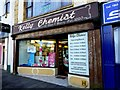 H4572 : Kelly Chemist, Omagh by Kenneth  Allen
