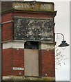 SJ9295 : Amelia Street signage by Gerald England