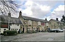 SK3463 : The Crispin Inn, Ashover by Chris Morgan