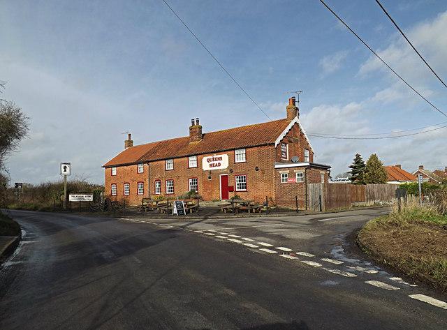 Brook Lane, Great Wenham