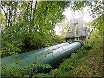 NS8841 : Water Pipes For Hydro-electric Power Station by Rude Health