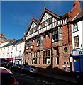 SO2914 : Lloyds Bank Abergavenny by Jaggery