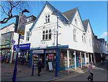SO2914 : Bookshop closing down sale, Abergavenny by Jaggery