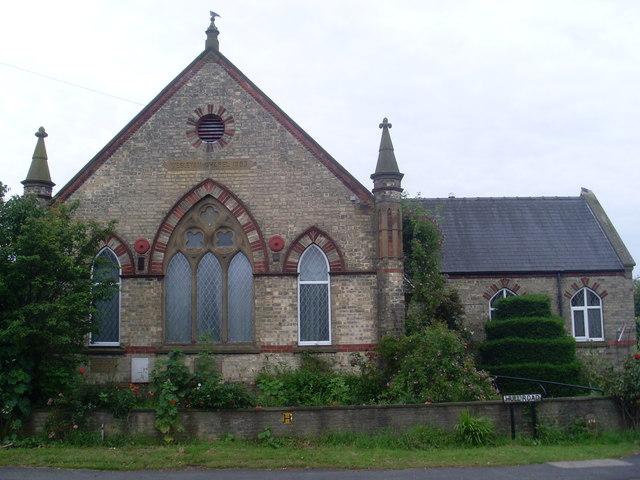Former Methodist Chapel, Skirlaugh
