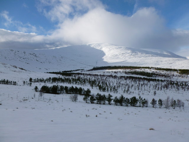 Coire a' Gheàrraig ('corrie of the short way')