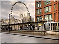 SJ8498 : Piccadilly Gardens Tram Stop by David Dixon