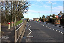 NS3526 : Monkton Road, Prestwick by Billy McCrorie