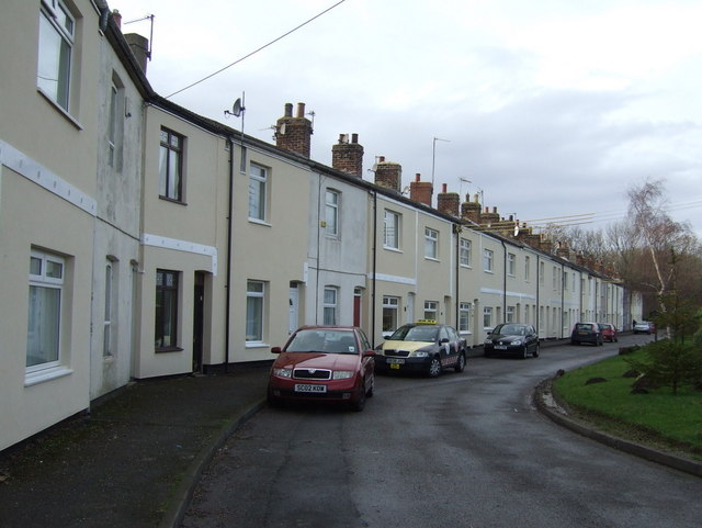 New Row, Dunsdale