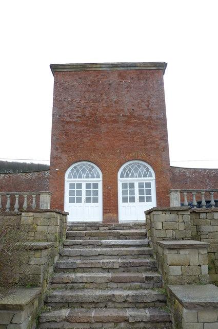Hopton Hall Tower