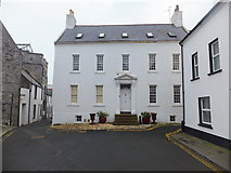 SC2667 : 2 Parliament Square Castletown by Richard Hoare