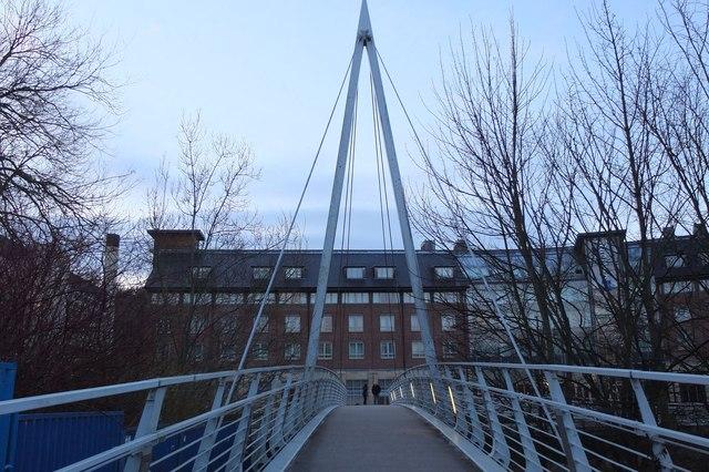 Pennyferry Bridge, Durham