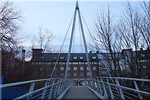 NZ2742 : Pennyferry Bridge, Durham by Jim Barton
