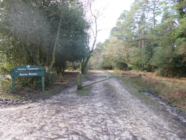 Acres Down, gateway